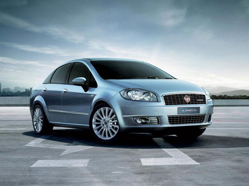 Установка ГБО на Fiat Linea